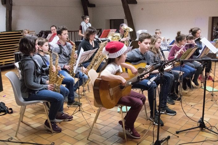 Ecole de musique intercommunale